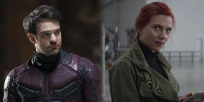 Black Widow podría tener secuela y contar con la participación de Daredevil
