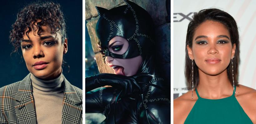 The Batman: Tessa Thompson y Alexandra Shipp, entre las candidatas para interpretar a Catwoman