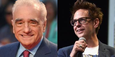 James Gunn arremete contra Martin Scorsese por menospreciar a Marvel