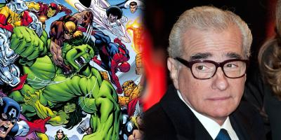 Escritor de Marvel se burla de Martin Scorsese