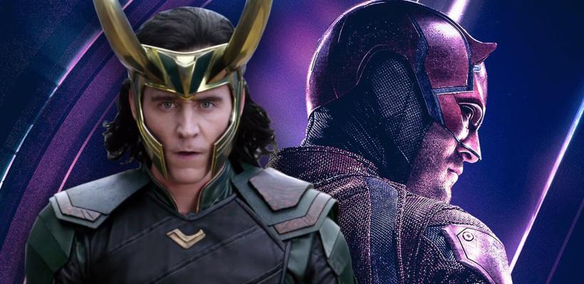 Tom Hiddleston se une a los fans y pide a Marvel que salve al Daredevil de Netflix