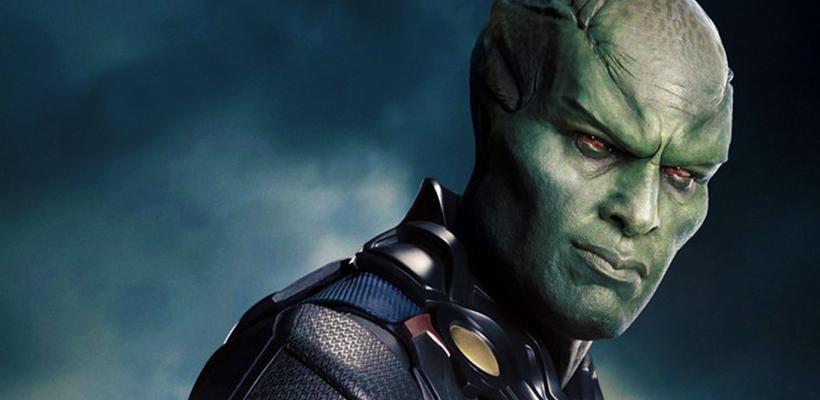 Zack Snyder revela que Martian Manhunter iba a aparecer en Liga de la Justicia y comparte imagen