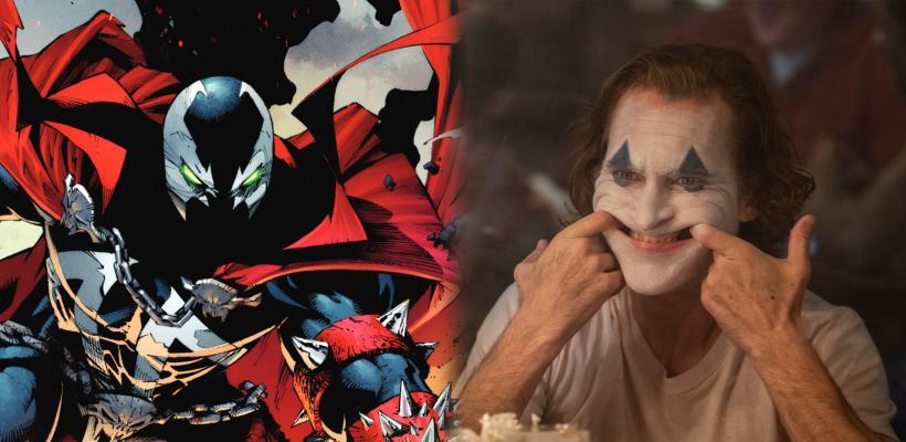Todd McFarlane piensa que el éxito de Joker lo ayudará a terminar su película de Spawn