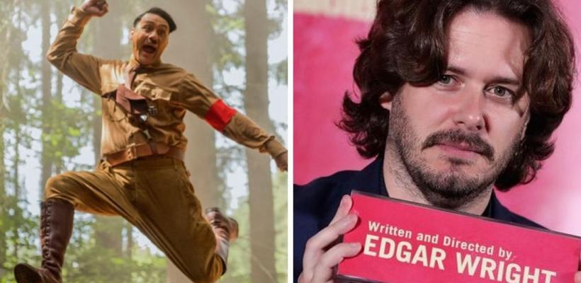 Edgar Wright elogia Jojo Rabbit y felicita a Taika Waititi