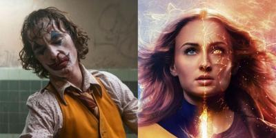Guasón ya superó a X-Men: Dark Phoenix en la taquilla