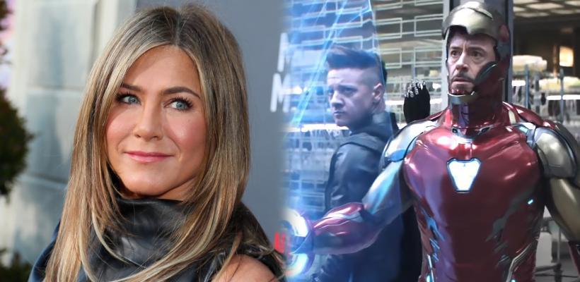 Jennifer Aniston critica las películas de Marvel y su impacto en el cine