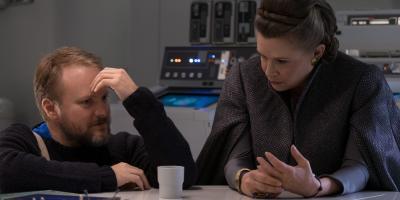 Rian Johnson podría haber confirmado que su trilogía de Star Wars fue cancelada