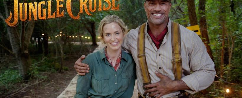 Jungle Cruise | Trailer oficial