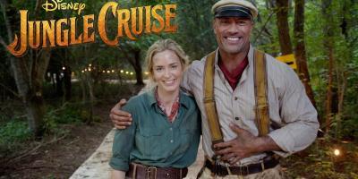 Jungle Cruise: primer tráiler con Dwayne Johnson y Emily Blunt como protagonistas
