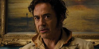 The Voyage of Doctor Dolittle presenta su primer tráiler con Robert Downey Jr. y Tom Holland