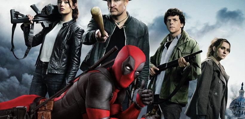 ¿Deadpool y Zombieland? Los escritores dicen que un crossover funcionaría perfecto