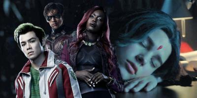 Reparto de Titans podría aparecer en el crossover Crisis de Tierras Infinitas