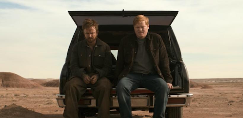 El Camino: Una película de Breaking Bad | Aaron Paul y Vince Gilligan revelan dos finales alternativos