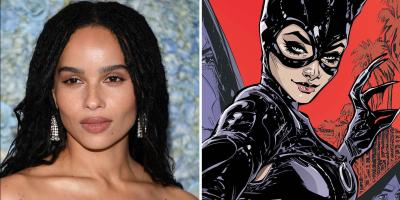 The Batman: Zoe Kravitz será la nueva Catwoman