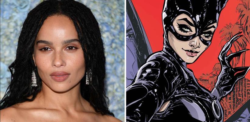 The Batman: Zoe Kravitz será la nueva Catwoman