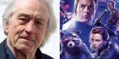 Robert De Niro carga contra el CGI en actores, dice hace que luzcan caricaturizados como en Marvel