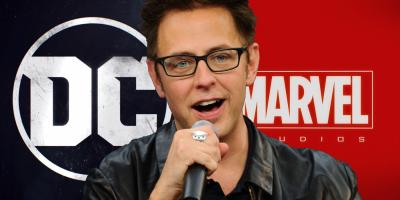 DC le ofreció todo a James Gunn por dejar Marvel