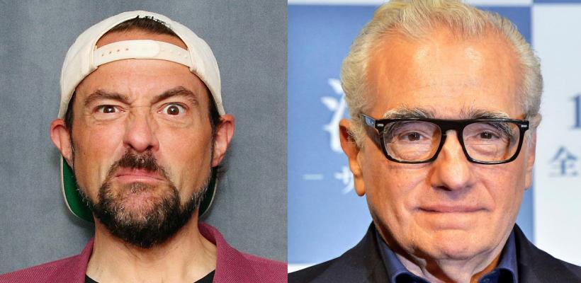 Kevin Smith vuelve a responder a Scorsese: las películas de Marvel son cine