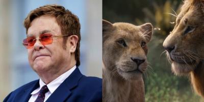 Elton John arremete contra el remake de El Rey León: fue un profunda decepción