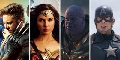 Las mejores películas de superhéroes de los últimos 10 años según la crítica