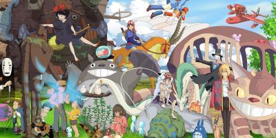 Todas las películas de Studio Ghibli llegarán a HBO Max en 2020