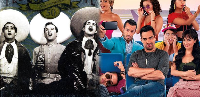 Los Tres García aplasta a No Manches Frida 2 en la Fiesta del Cine Mexicano
