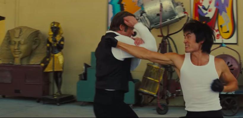 Once Upon a Time in Hollywood: Cancelan estreno en China por la escena de Bruce Lee