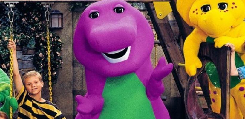 Barney el dinosaurio regresará en una película producida por Daniel Kaluuya y Mattel Films