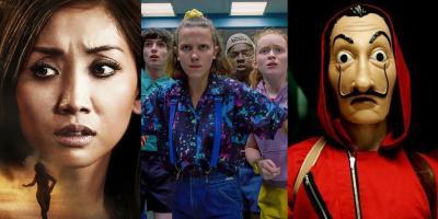 Netflix revela sus series y películas más vistas en lo que va de 2019