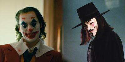 Joker se convierte en el nuevo rostro de las protestas en varias partes del mundo
