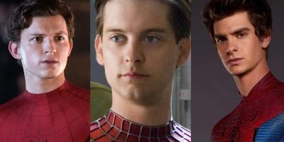 Marvel estaría planeando crossover de Spider-Man con Tom Holland, Tobey Maguire y Andrew Garfield