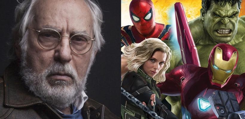Ahora Arturo Ripstein carga contra las películas de Marvel: La estupidez es común