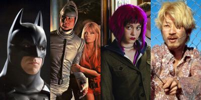 10 grandes películas basadas en cómics no convencionales