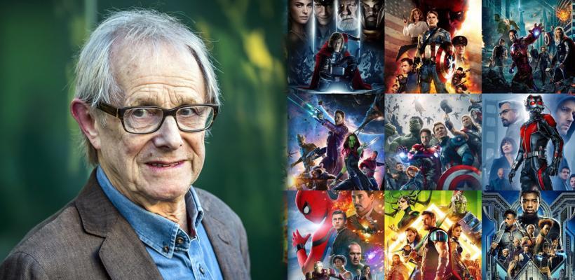 Ken Loach es el nuevo director de culto que critica las películas de Marvel son un ejercicio cínico
