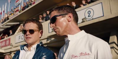Ford v. Ferrari: Christian Bale y Matt Damon buscan competir por el Óscar a Mejor Actor