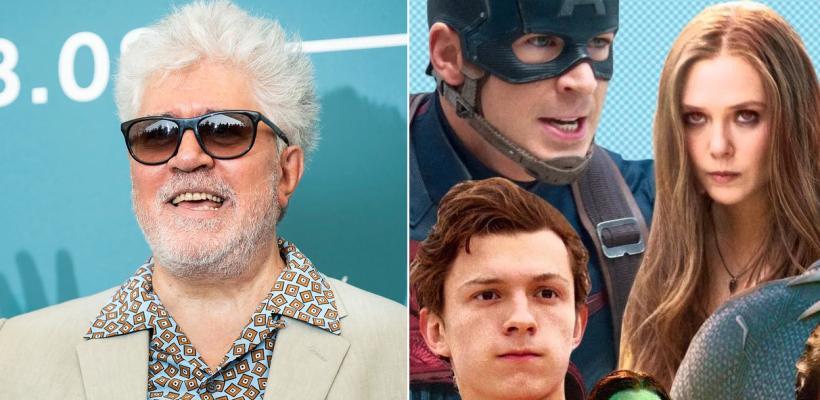 Pedro Almodóvar critica a Marvel por su veto a la sexualidad