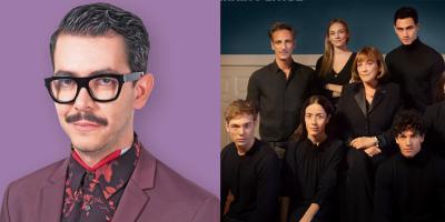 Manolo Caro, director de La Casa de las Flores, es criticado por trabajar solo con actores de piel blanca