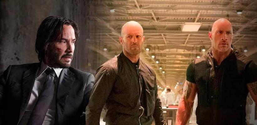 Keanu Reeves está a nada de unirse a la franquicia de Rápidos y Furiosos