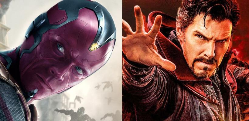 Paul Bettany podría regresar como Vision en Doctor Strange 2
