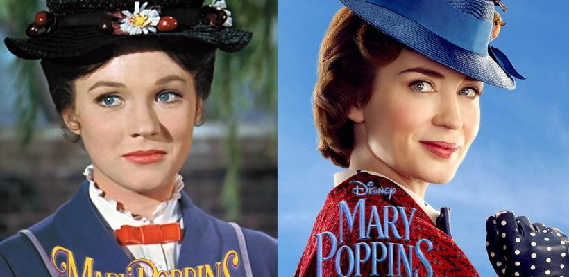 El regreso de Mary Poppins: Julie Andrews defiende la película