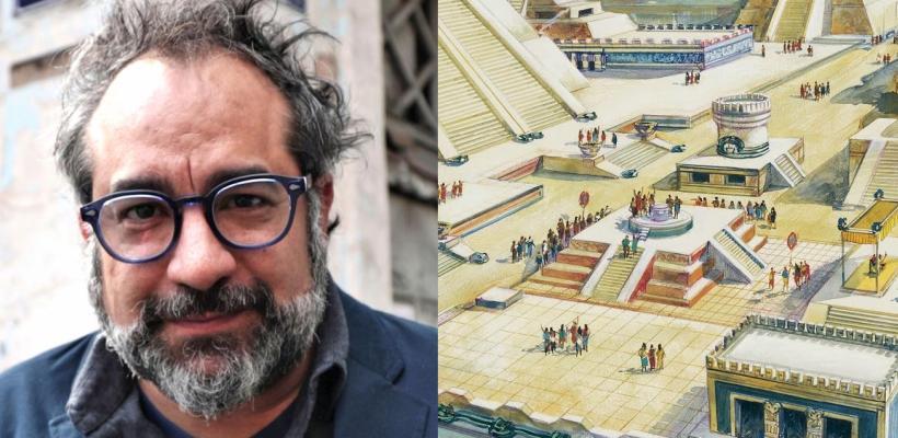Eugenio Caballero recreará la gran Tenochtitlán para serie sobre Hernán Cortés