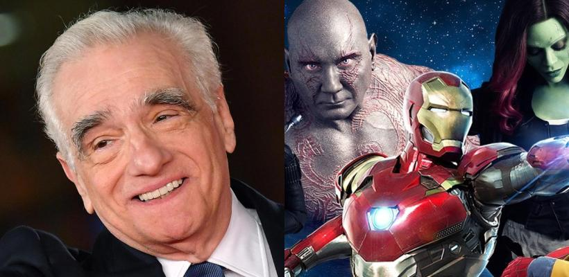 Fans japoneses opinan sobre el escándalo de Martin Scorsese y Marvel