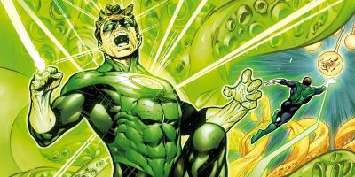 """DC anuncia serie live-action de Linterna Verde, """"el show más grande que hayamos hecho"""""""