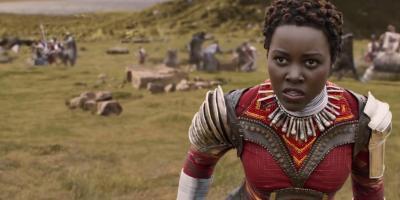 Lupita Nyongo defiende las películas de Marvel