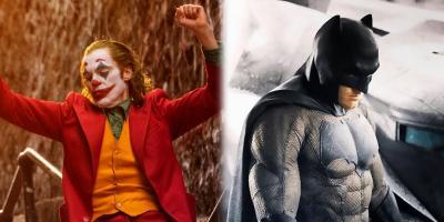 Joker supera a Batman v Superman en taquilla mientras Terminator: Dark Fate fracasa