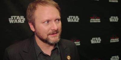 Rian Johnson confirma que su trilogía de Star Wars sigue viva
