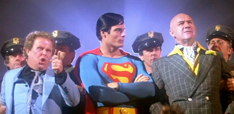 Superman es la primera película en almacenarse en un futurista disco de cristal