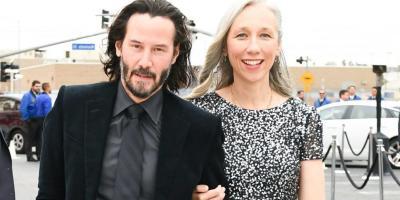 Keanu Reeves presenta a su primera novia en décadas y los fans enloquecen