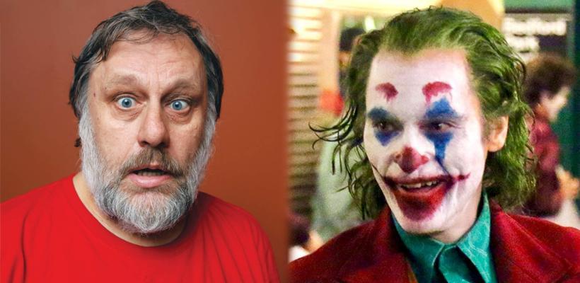 """Slavoj Zizek opina sobre Joker: """"nos cura de ilusiones políticamente correctas"""""""