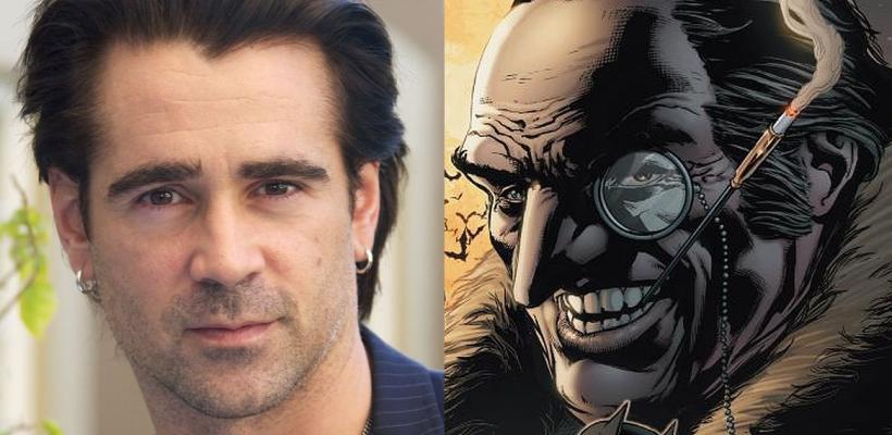 The Batman: Colin Farrell podría interpretar a El Pingüino